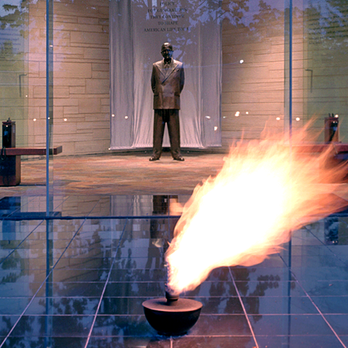 Legacy Gallery at Harry S. Truman Library and Museum