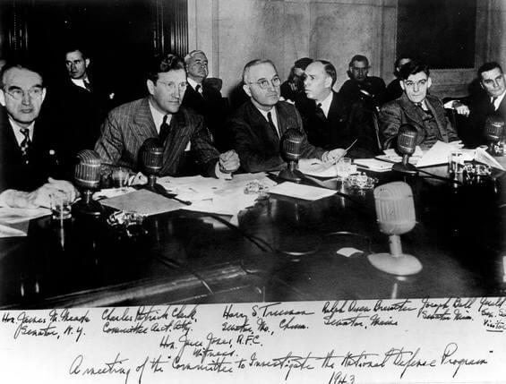 58-442 Truman Committee