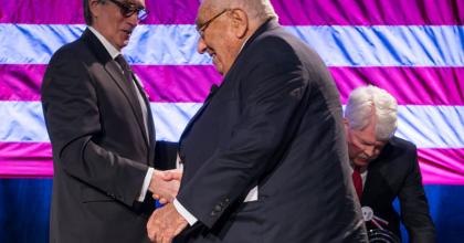 Henry Kissinger #WildAboutHarry2016