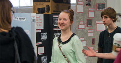 National History Day - Greater Kansas City Regionals at the Harry S. Truman Library and Museum