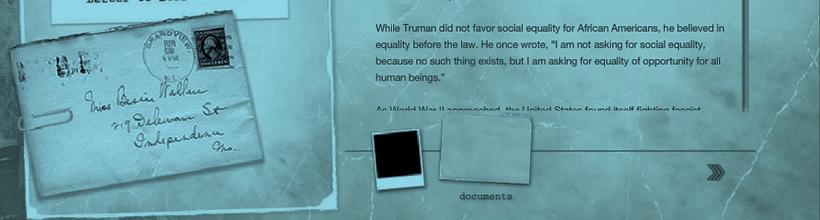 Online Exhibit: Truman, Civil Rights and Executive Order 9981