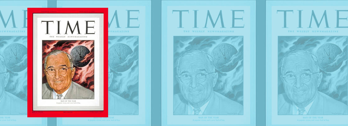 Truman, TIME Magazine, 1945