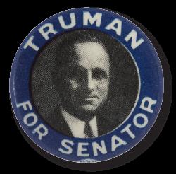 Truman for Senator