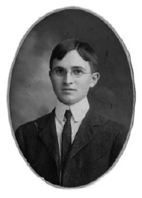 Harry S. Truman's High School photo