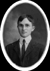 Harry S. Truman's High School photo