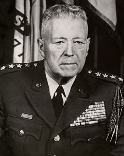 General Bruce C. Clarke - Battle of the Bulge - Truman Library archives