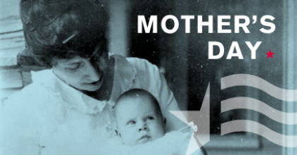 Mother's Day at the Truman Library
