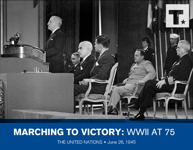 WWII 75: Marching to Victory