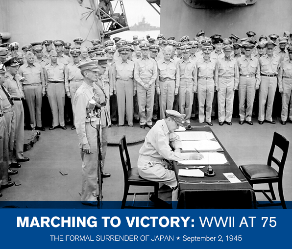 WWII 70: Marching to Victory