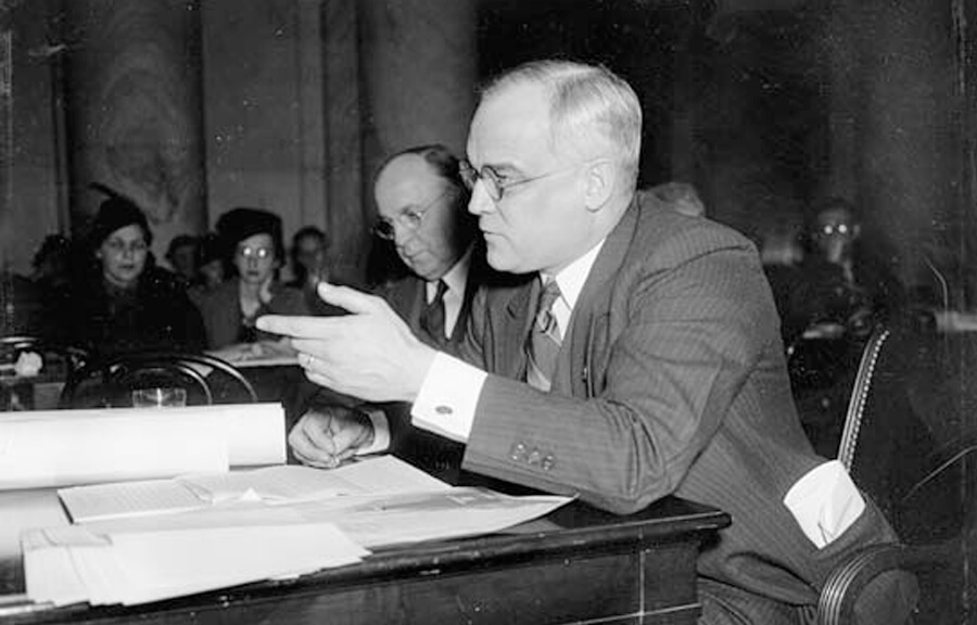 Harold Hitz Burton