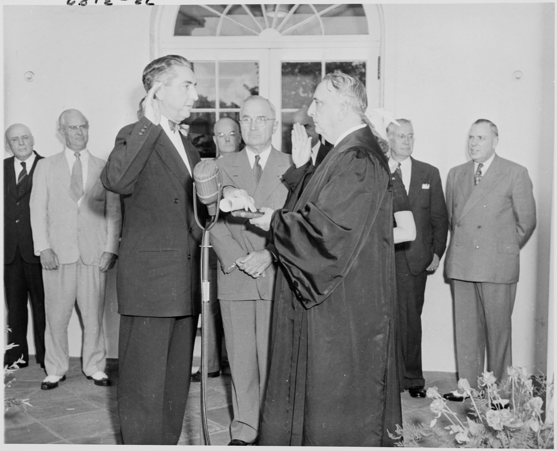 Truman's Supreme Court Justices