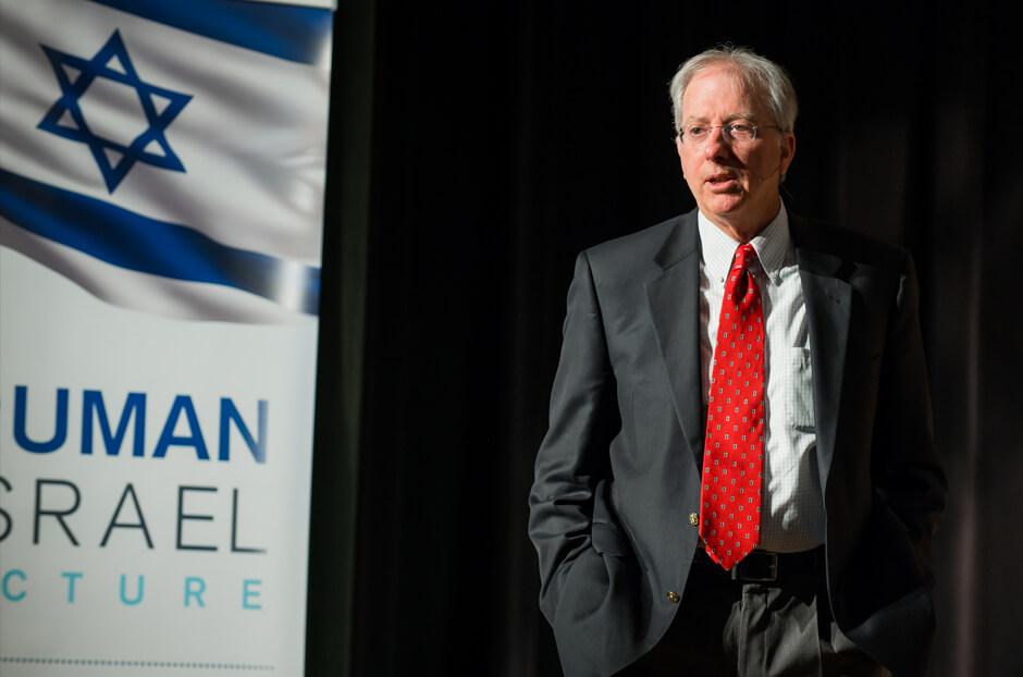 Five Questions for Ambassador Ross