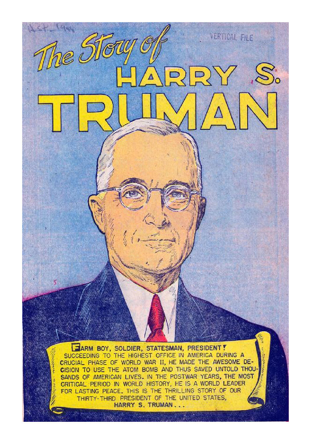 The Story of Harry S. Truman