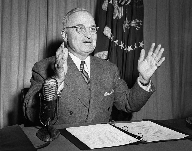 Historic Speeches: Truman's Farewell Address