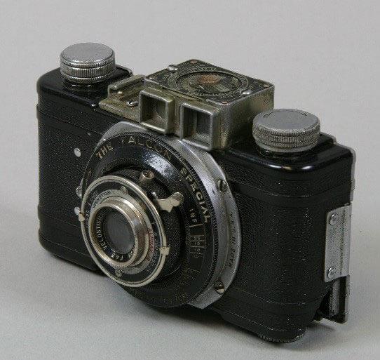 Richard Beckman's camera