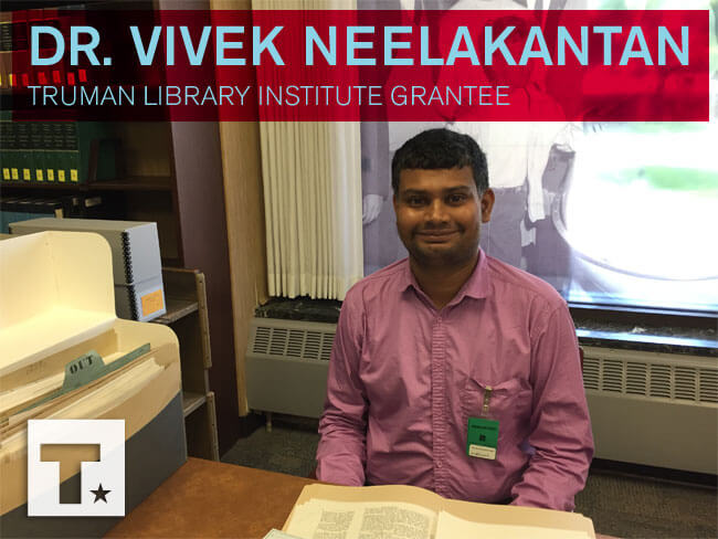 Meet Research Grant Recipient Vivek Neelakantan