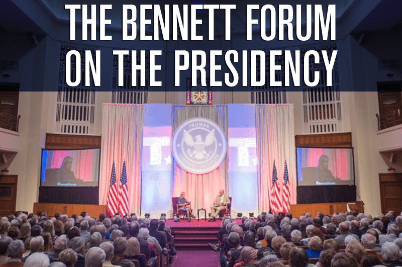 The Presidency in the Post-Truth Era: Bennett Forum 2017
