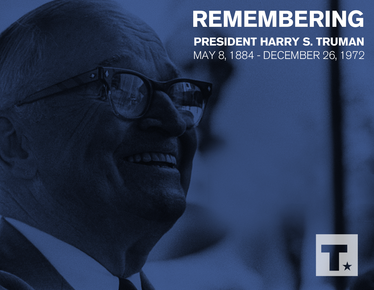 Remembering President Harry S. Truman