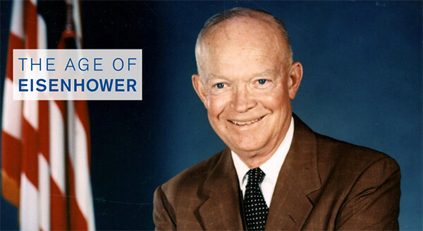 Event Preview: The Age of Eisenhower