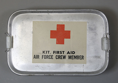 Korean War First Aid Kit