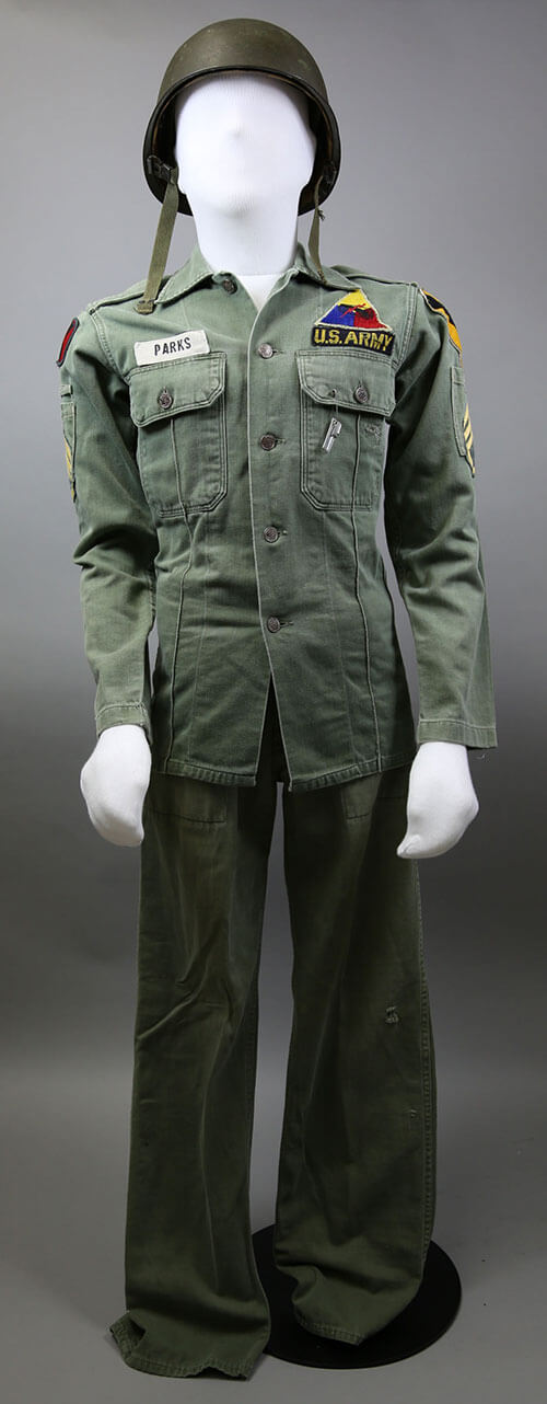 Parks Army Fatigues