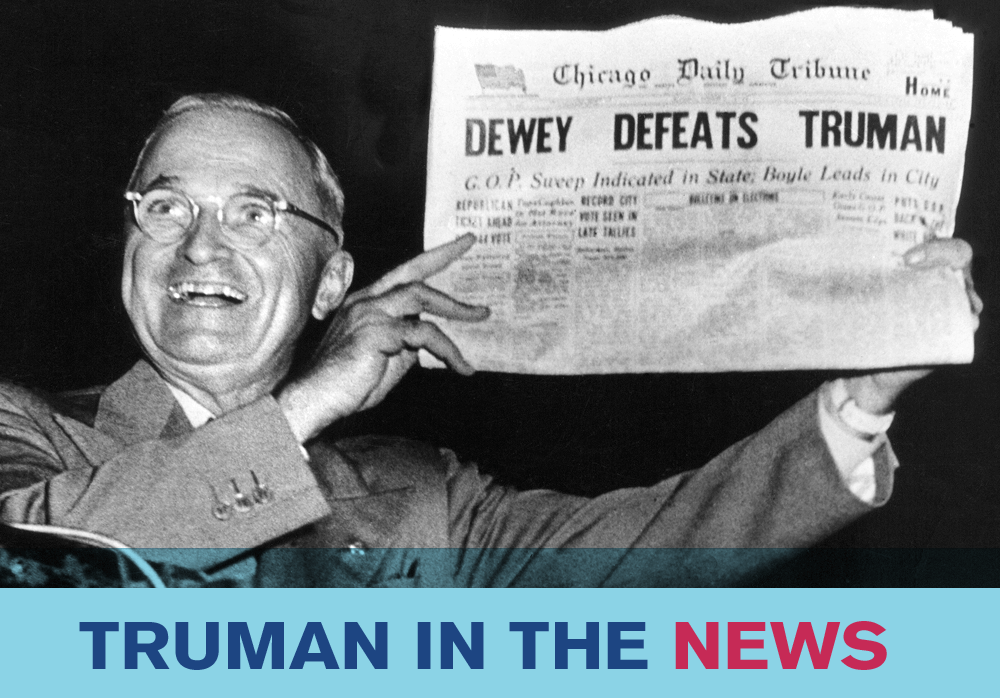 Truman in the News