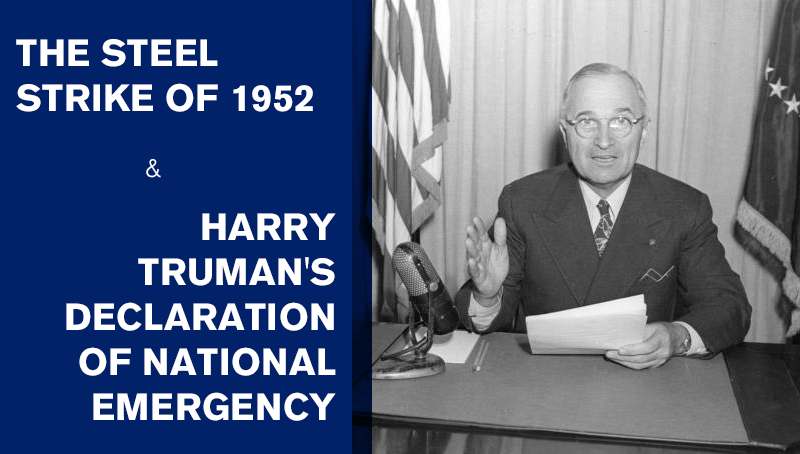 Harry Truman's National Emergency