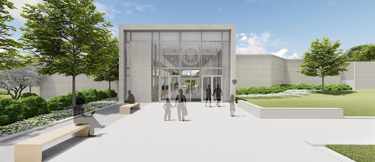 Truman Library transformation