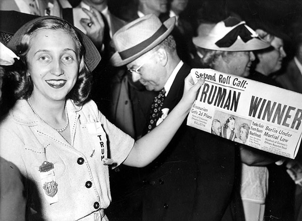 Truman Winner