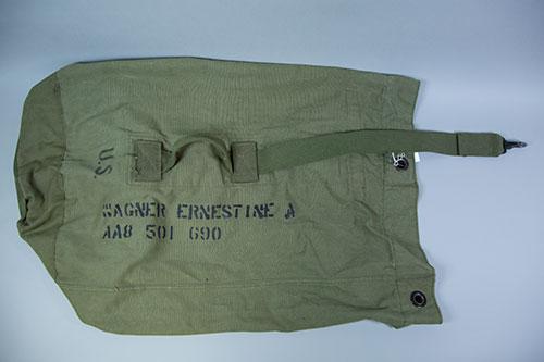 Ernie's Duffel Bag