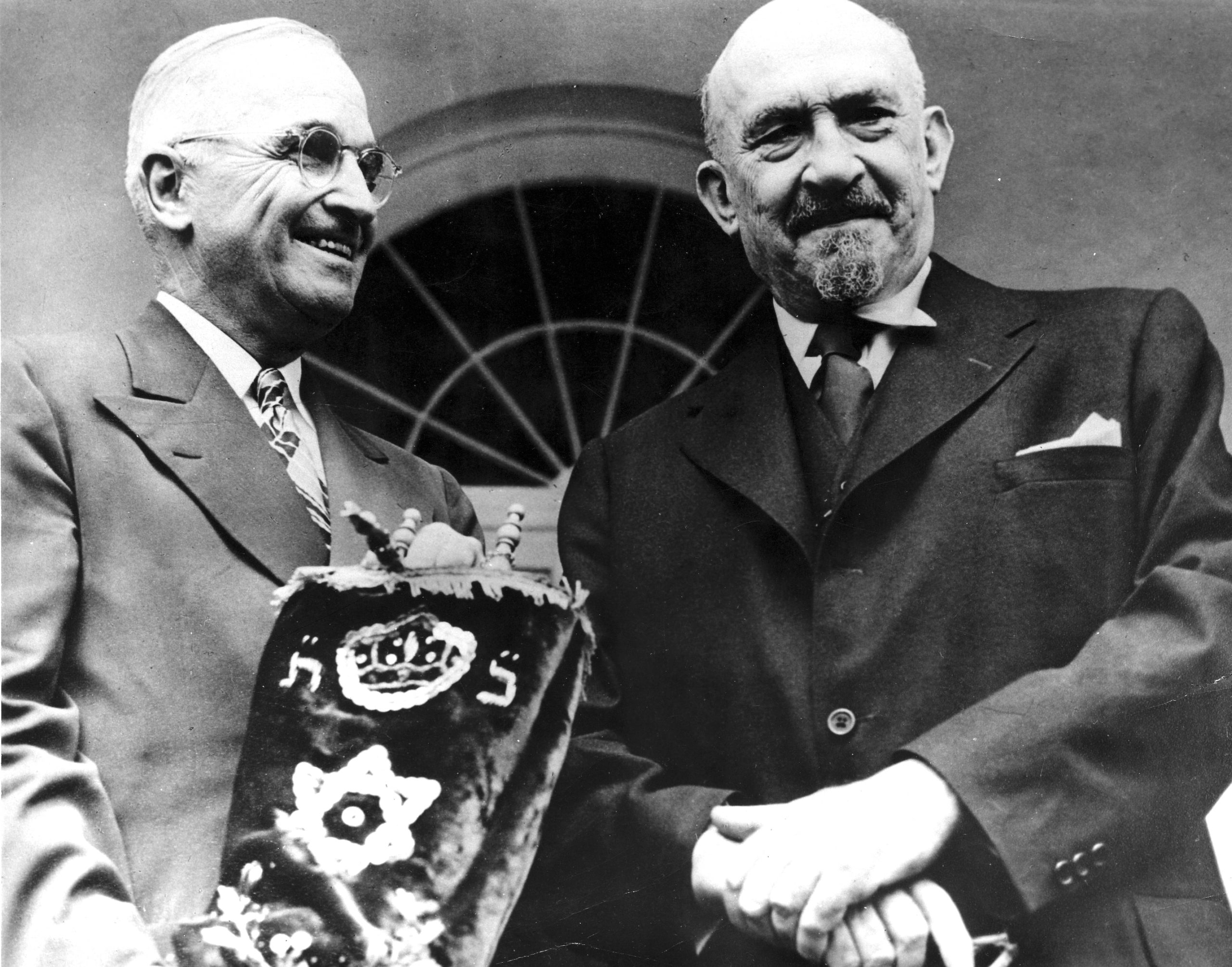 On the anniversary of Harry Truman's recognition of Israel