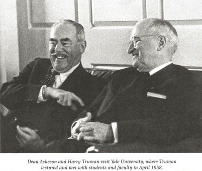 Harry & Dean' a Play by Karl Inderfurth - Truman Library Institute