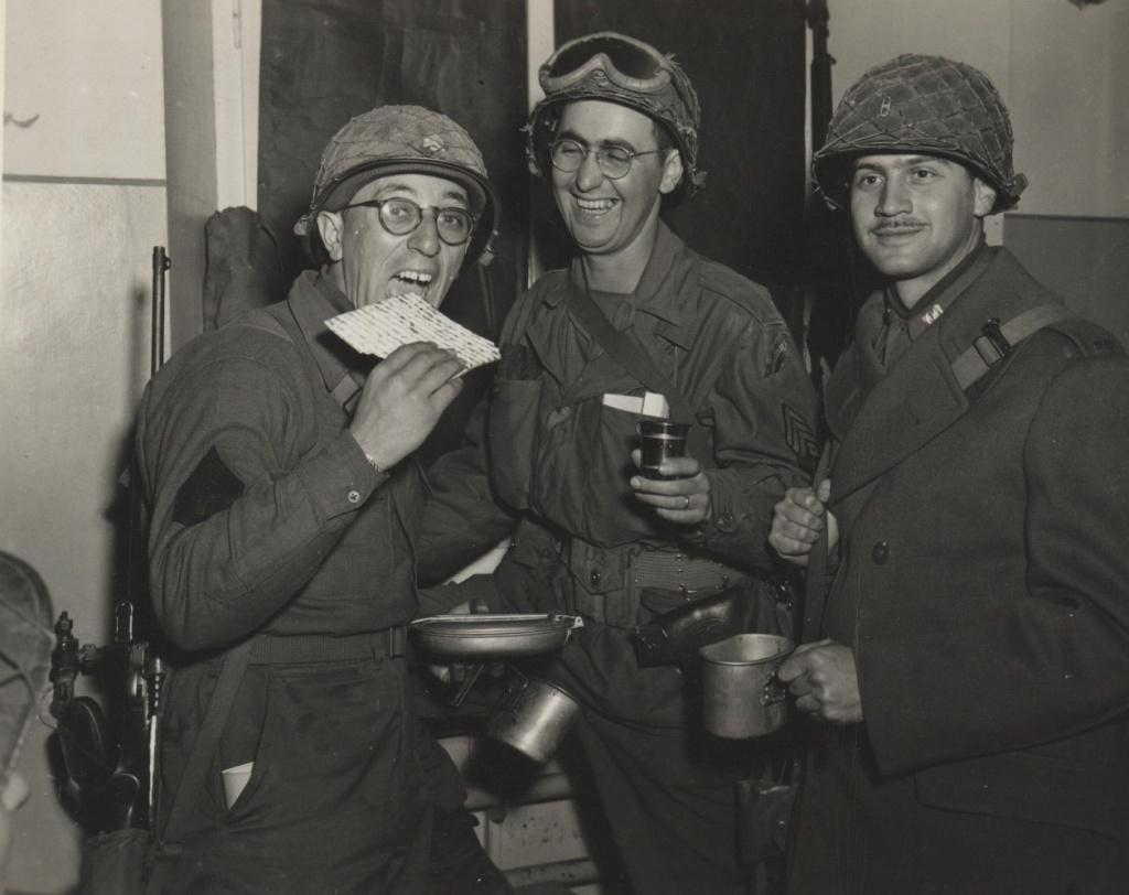 Passover 1945